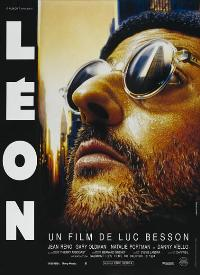 The Professional - 11 x 17 Movie Poster - French Style B