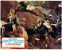 The Professionals - 11 x 14 Movie Poster - Style A
