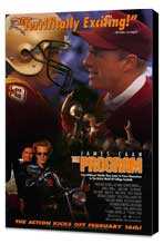 The Program - 27 x 40 Movie Poster - Style A - Museum Wrapped Canvas