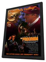 The Program - 11 x 17 Movie Poster - Style A - in Deluxe Wood Frame