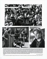 The Program - 8 x 10 B&W Photo #3