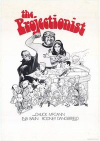 The Projectionist - 27 x 40 Movie Poster - Style A