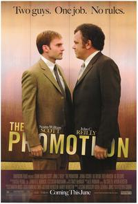 The Promotion - 43 x 62 Movie Poster - Bus Shelter Style A