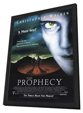 The Prophecy - 11 x 17 Movie Poster - Style A - in Deluxe Wood Frame