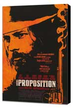 The Proposition - 27 x 40 Movie Poster - Style A - Museum Wrapped Canvas