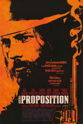 The Proposition - 27 x 40 Movie Poster - Style A