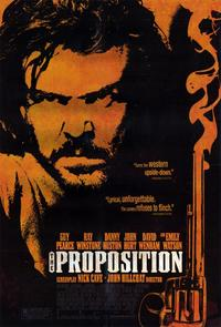 The Proposition - 11 x 17 Movie Poster - Style C