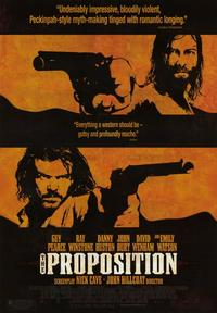 The Proposition - 43 x 62 Movie Poster - Bus Shelter Style C