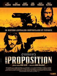 The Proposition - 27 x 40 Movie Poster - French Style A