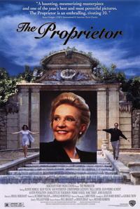 The Proprietor - 11 x 17 Movie Poster - Style A