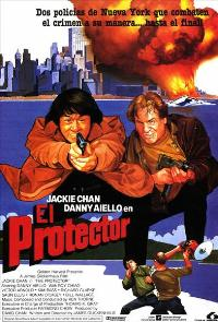 Protector - 11 x 17 Movie Poster - Spanish Style A