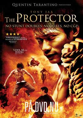 The Protector - 11 x 17 Movie Poster - Style B