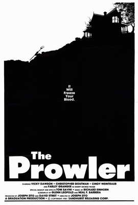 The Prowler - 27 x 40 Movie Poster - Style A