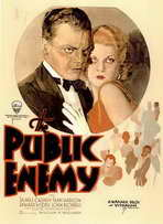 The Public Enemy - 11 x 17 Movie Poster - Style A