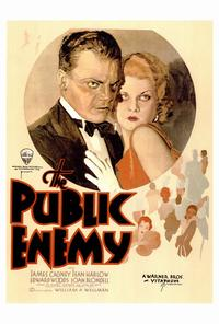 The Public Enemy - 27 x 40 Movie Poster - Style A