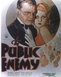 The Public Enemy - 11 x 17 Movie Poster - Style D