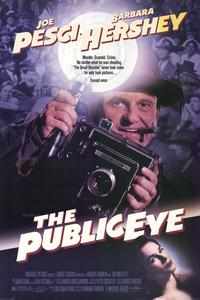 The Public Eye - 11 x 17 Movie Poster - Style A