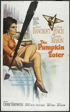 The Pumpkin Eater - 11 x 17 Movie Poster - Style B