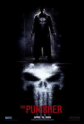 The Punisher - 27 x 40 Movie Poster - Style A