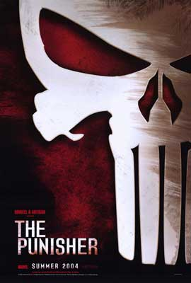 The Punisher - 27 x 40 Movie Poster - Style B