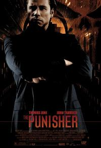 The Punisher - 27 x 40 Movie Poster - Style D
