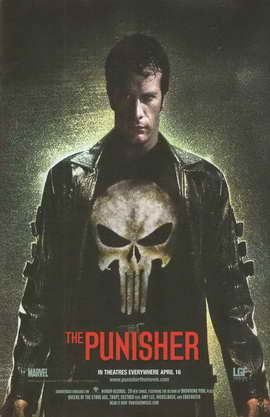 The Punisher - 11 x 17 Movie Poster - Style H