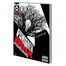 The Punisher - PunisherMAX Homeless Graphic Novel