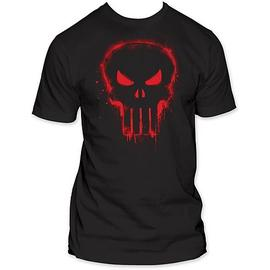 The Punisher - Red Logo T-Shirt