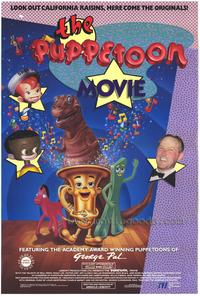 The Puppetoon Movie - 43 x 62 Movie Poster - Bus Shelter Style A