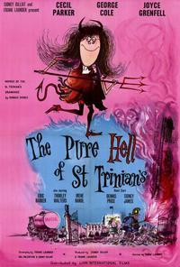 The Pure Hell of St. Trinian's - 27 x 40 Movie Poster - Style A