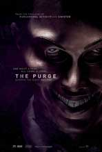 The Purge - DS 1 Sheet Movie Poster - Style B