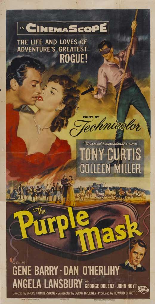The Purple Mask movie