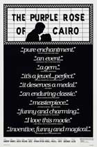 The Purple Rose of Cairo - 11 x 17 Movie Poster - Style B