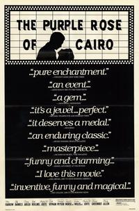 The Purple Rose of Cairo - 11 x 17 Movie Poster - Style A