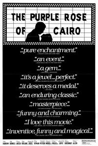 The Purple Rose of Cairo - 27 x 40 Movie Poster - Style A