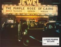 The Purple Rose of Cairo - 11 x 14 Poster French Style I