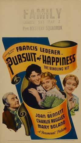 The Pursuit of Happiness - 11 x 17 Movie Poster - Style B