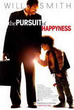 The Pursuit of Happyness - 27 x 40 Movie Poster - Style A