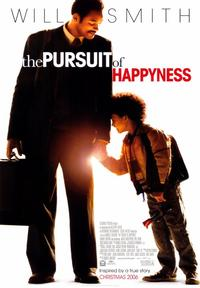 The Pursuit of Happyness - 43 x 62 Movie Poster - Bus Shelter Style A