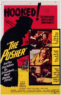 The Pusher - 27 x 40 Movie Poster - Style A
