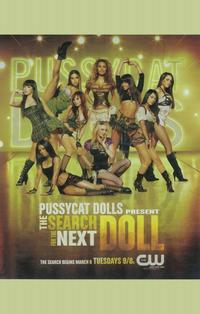 The Pussycat Dolls Present: The Search for the Next Doll - 11 x 17 TV Poster - Style A