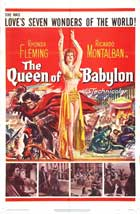 The Queen of Babylon - 27 x 40 Movie Poster - Style B