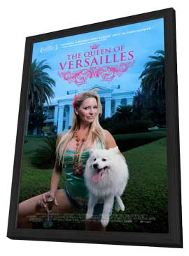 The Queen of Versailles - 27 x 40 Movie Poster - Style A - in Deluxe Wood Frame