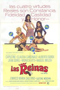 The Queens - 11 x 17 Movie Poster - Spanish Style A