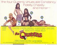 The Queens - 11 x 14 Movie Poster - Style B