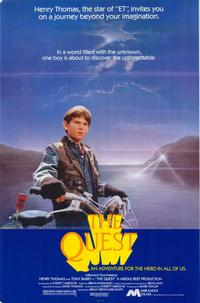 The Quest - 27 x 40 Movie Poster - Style A