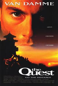 The Quest - 11 x 17 Movie Poster - Style A