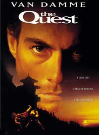 The Quest - 11 x 17 Movie Poster - Style B
