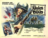 The Quick and the Dead - 22 x 28 Movie Poster - Half Sheet Style A