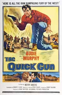 The Quick Gun - 27 x 40 Movie Poster - Style A